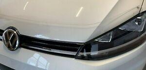Genuine Volkswagen Golf Mk7 Hatch Bonnet Protector Guard Clear (2013-Current)