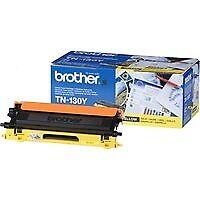 Brother Yellow Laser Toner Cartridge TN130Y Ba64812