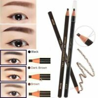 12pc Waterproof Eyebrow Pencil Colored Soft Cosmetic Art Permanent Makeup Tattoo