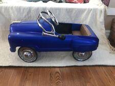 1950S MURRAY SADFACE  PEDAL CAR RESTORED