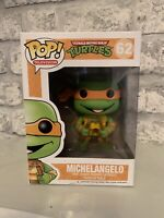 Michelangelo #62 Teenage Mutant Ninja Turtles TMNT Pop Vinyl RARE 2013 Pop