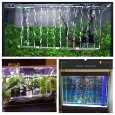 Bar Tube Pump Wall Curtain Diffuser Aquarium Fish Tank Air Stone Bubble Aerator