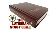 The Lutheran Study Bible ESV