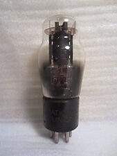 National Union NU # 43 Engraved Base Electronic Vacuum Audio Amp Tube No Box