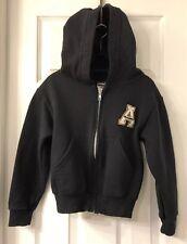 Appalachian State University Childrens Zip Front Hooded Sweat Jacket Size: S