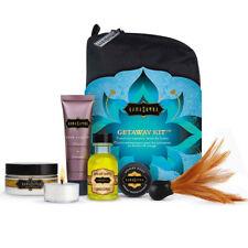 Kama Sutra Getaway Travel Size Kit Massage Oils