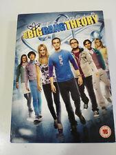 BIG BANG THEORY SEASONS 1-6 COMPLETE TV SERIE DVD REGION 2 - ENGLISH