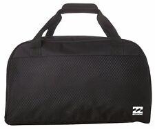 Billabong Base Black Duffle Travel Overnight Bag, 40 Litres. NWOT. RRP $59-99.