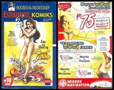 Philippines CARLO J. CAPARAS Estudyante Komiks Vol.1 Comics