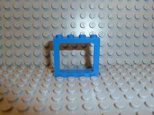 LEGO® Space Classic 1x Fenster blau ohne Glas 1x4x3 4033 6927 6971 K58