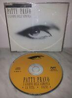 CD PATTY PRAVO - I GIORNI DELL ARMONIA - SINGLE