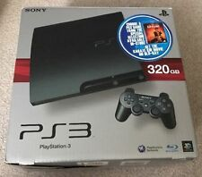 PlayStation 3 - Slim 320GB PAL Consoles