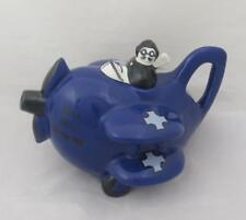 Carlton Ware Teapot Blue Max Design