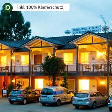 Münsterland 3 Tage Damme Kurzurlaub Waldhotel zum Bergsee Reise-Gutschein