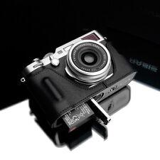 Gariz HG-X100FBK Leather Camera Half Case Black for Fujifilm X100F Fuji X100F