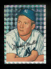1996 BOWMAN'S BEST MICKEY MANTLE COMMEMORATIVE ATOMIC REFRACTOR YANKEES #NNO