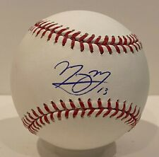Manny Machado Single Signed Baseball Autographed AUTO PSA/DNA COA Padres Dodgers