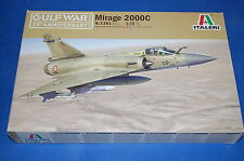 Italeri 1381 - Mirage 2000C  Gulf War 25th Anniversary   scala 1/72
