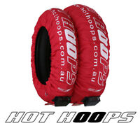 Hot Hoops Digital Tyre Warmers