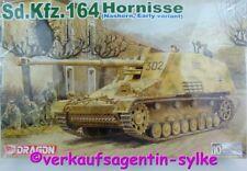 115: Dragon Modellbausatz Sd.Kfz.164 HORNISSE (Nashorn, Early variant) 1:35, NEU
