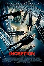 Inception Movie Poster * Reprint * 13 x 19
