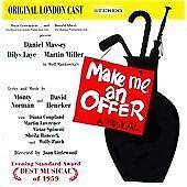 Make Me An Offer (Original London Cast), Dilys Laye, Diana Coupland, Dani, Very