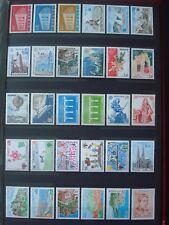 MONACO 1962-1985 MNH** COT. 87 € 2 SCANS / o/w EUROPA
