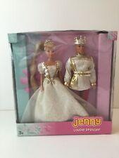 Jenny - Poupées mannequins Couple Princier