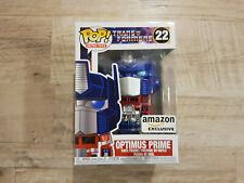 Funko Pop Optimus Prime metallic, Exclusive!!!