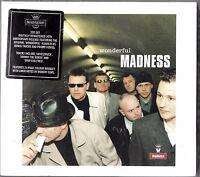 MADNESS - WONDERFUL 2010 UK REISSUE CD DIGIPAK ENHANCED ALBUM SALVO SALVOMDCD13