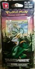 Pokémon TCG Black & White Green Tornado Theme Deck - Serperior Sealed