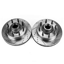 Disc Brake Rotor Front Power Stop AR8573XPR