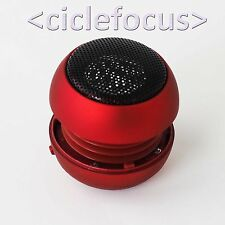 Mini Portable Amplifier Ciclefocus Speaker For iPhone Tablet PC MP3 iPod 3.5mm C