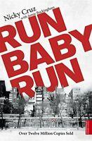 Run Baby Run by Nicky Cruz Paperback Book The Fast Free Shipping