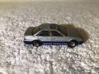 1987 Matchbox Rover Sterling 1/60 Silver/Blue Die-Cast Car Vintage