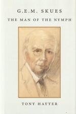 HAYTER TONY FLY FISHING BOOK G.E.M. GEM SKUES THE MAN OF THE NYMPH hardback NEW