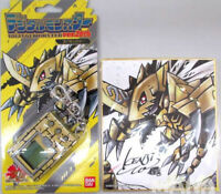 Digimon Digivice Digital Monster Ver.20th Zubamon with Limited Art Bandai Japan