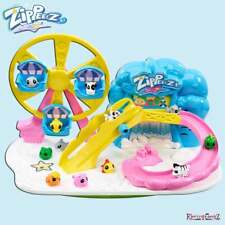 Zippeeez Fairground Playset with Ferris Wheel & Slide inc 2 Figures