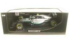MINICHAMPS MERCEDES AMG W07 F1 2016 Abu Dhabi GP Rosberg 1 18 110160706