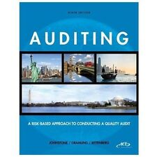 Auditing: A Risk-Based Approach to Conducting a Quality Audit (with ACL CD-ROM)