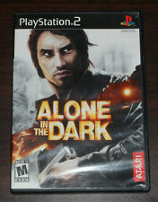 PS2. Alone in the Dark (NTSC USA/CAN) Sony Playstation 2 Game