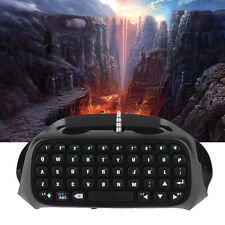 Wireless Bluetooth Keyboard Accessory Adapter for Sony PS4 Controller AU