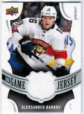 18/19 UPPER DECK SERIES 1 HOCKEY UD GAME JERSEY CARDS (GJ-XX) U-Pick From List