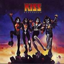 Destroyer/remastered - Kiss CD Casablanca