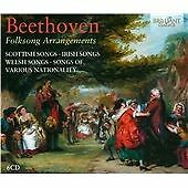 Beethoven: Folk Song Arrangements, Brahms Trio, Berliner Solistench CD | 5028421
