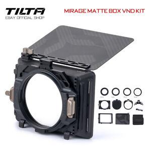 Tilta Mirage VND Kit Clamp-on Matte Box MB-T16 Light Weight Filmkamera Matte Box