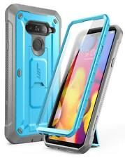 LG V40, LG V40 ThinQ, SUPCASE Rugged Protective Case with Kickstand Holster Clip