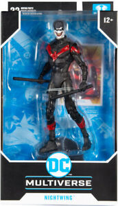 """DC Toys Multiverse Death In The Family 7"""" Figure - Nightwing"""