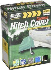 Maypole Universal  Caravan / Trailer Tow Ball Coupling Lock Hitch Cover - Green