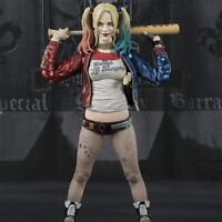 Harley Quinn Suicide Squad BJD Action Figures Model Suicide Collectible Toys